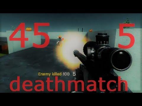 SkillWarz |  45 - 5 Deathmatch L96