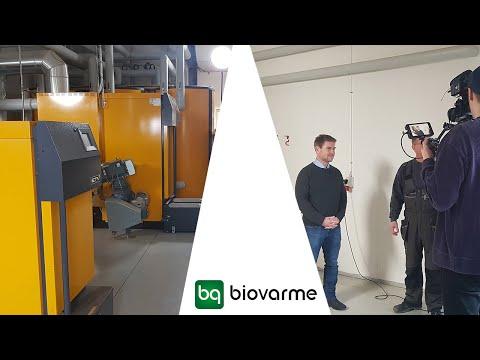 Se hvor meget du kan spare med et varmeløsning fra Biovarme
