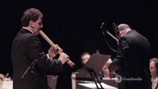 EAST MEETS WEST - CONCERTO FOR SHAKUHACHI