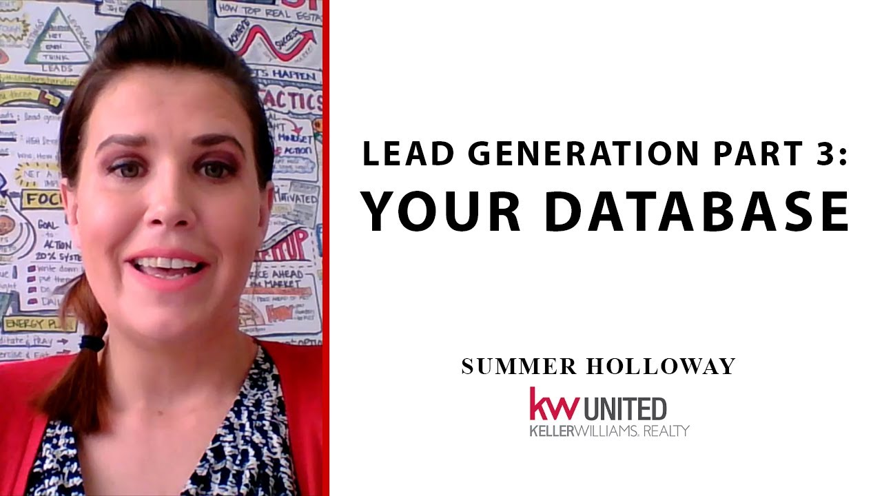 The Importance of Your Database in Lead Generation