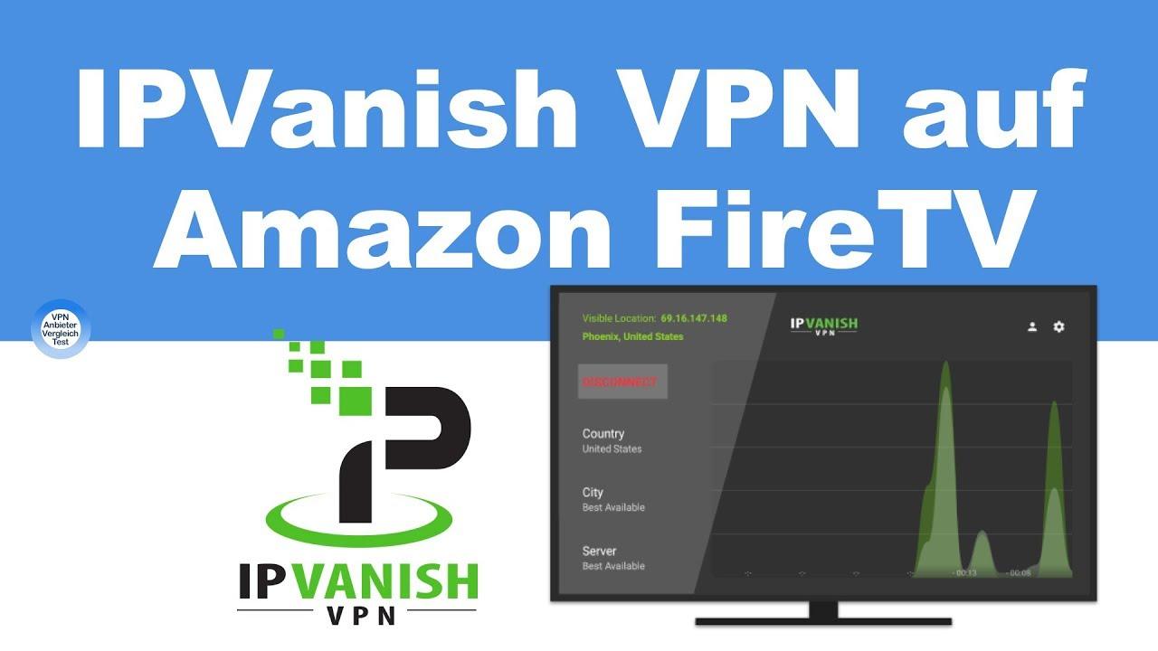 IPVanish VPN » Testbericht: Guter VPN für  Streaming und Geschwindigkeit 1