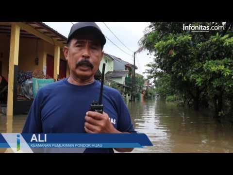 Perumahan Pondok Hijau Dilanda Banjir