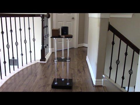 Walking Table (Two Way) by Anverdi