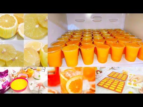 مركز البرتقال و الليمون بابسط الطرق 🍋🍊6افكار اخرى للبرتقال و الليمون حاجة ما تترمى
