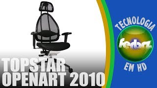 Review and assembly of the TopStar Open Art 2010 Office Chair