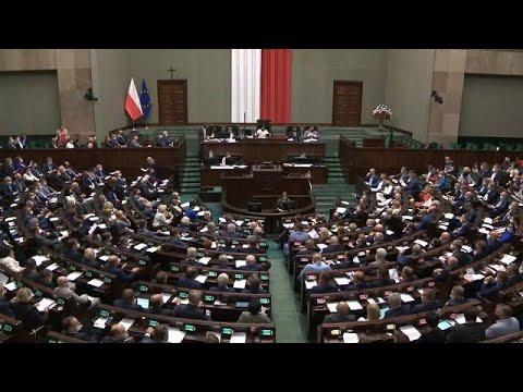 Πολωνία: Αντιδράσεις από ΕΕ και ΗΠΑ για τον νόμο για τα ΜΜΕ…