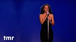 Mariah Carey   I Want To Know What Love Is (Live From The Pearl Theatre)