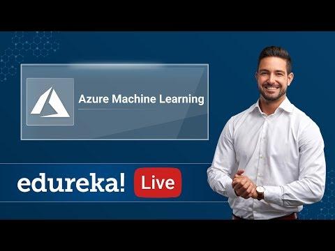 Azure Live - 2 | Azure Machine Learning Tutorial | Azure Tutorial ...