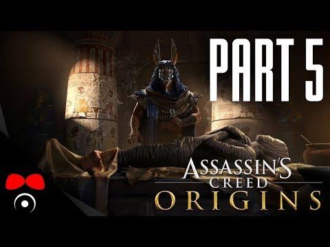 HIDDEN BLADE! | Assassin's Creed: Origins #5
