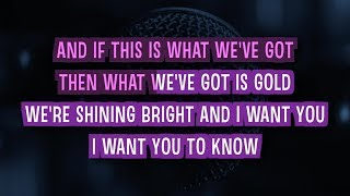 Stay The Night Karaoke Version by James Blunt (Video with Lyrics)