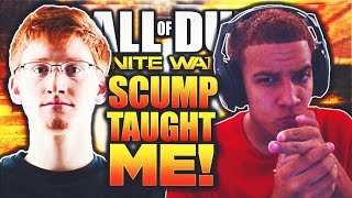 SCUMP Taught Me EVERYTHING I KNOW!   SWAGGXBL GOES MLG On Infinite Warfare!