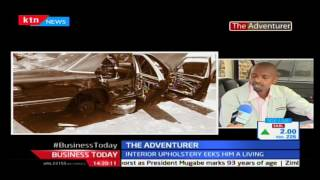 Business Today: The Adventurer - Padding of cars and house seats - 23rd February,2017
