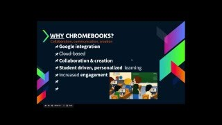 Chromebook Implementation Tips and Tricks - CTL Webinar