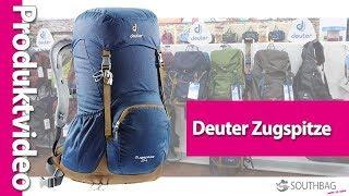 Deuter Zugspitze 20 SL / coolblue-bay - відео 2