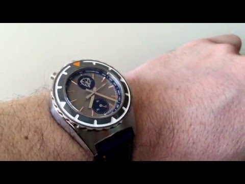 Silver Bull LE by Stuckx Watches