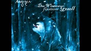 Angizia Ein kreuz Zur Zier Des Winters Finsterer Gesell Album 2013