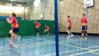 preview picture of video 'Schools Plus Purley - Dodgeball League UK South'