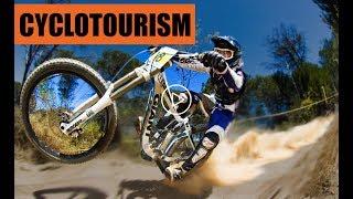 Велоспорт Сyclotourism лучшие моменты