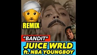 Juice WRLD – Bandit ft. NBA Youngboy (Indian Version)