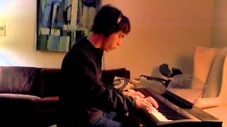 Hello Young Lovers piano solo (Rodgers-Hough)