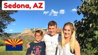 SEDONA, ARIZONA: Incredible Hikes, Great Food, & Slide Rock Waterslide