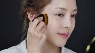 Shu uemura x PONY Petal Skin Look (With subs) 슈에무라X포니 페탈 스킨 룩