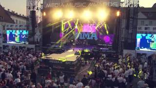 Alina Eremia   Cum Se Face   LIVE @ Media Music Awards 2014