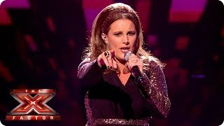 Sam Bailey sings No More Tears (Enough is Enough)  - Live Week 4 - The X Factor 2013