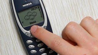 Unerwartetes Bild auf Nokia 3310