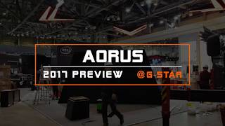 [Expo] G-star 2017 setup preview