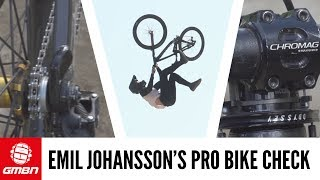 Emil Johansson's Trek Ticket S Slopestyle Bike | GMBN Pro Bikes