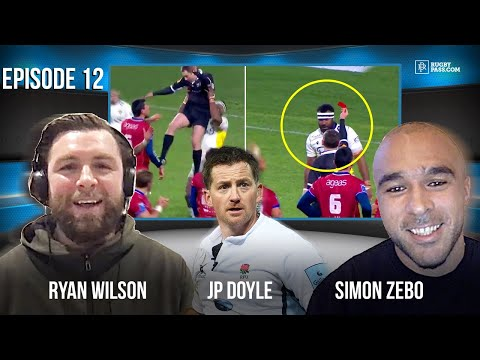 Refs Call with JP Doyle - E12 | RugbyPass Offload |  Rugby Podcast  | Rugby News