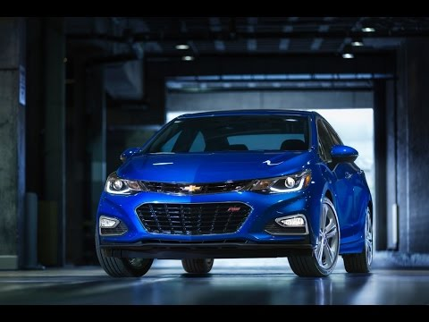 2016 Chevrolet Cruze - TestDriveNow.com Preview by Auto Critic Steve Hammes