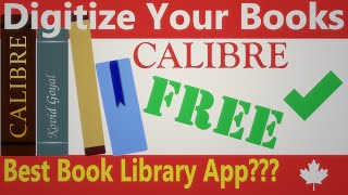 Calibre To Manage Your Digital Book Library (FREE)