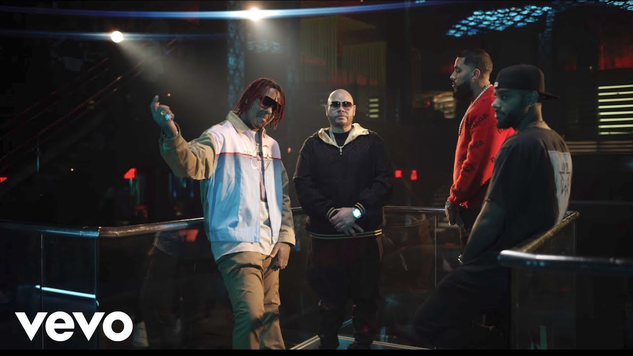 Fat Joe, Dre - Hands on You Ft. Jeremih, Bryson Tiller (Official Music Video)