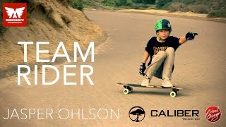 Easy Living with Jasper Ohlson | Team Rider | MuirSkate Longboard Shop