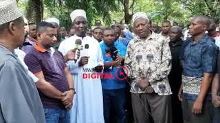 VIDEO: Salamu za Magufuli kwa familia ya aliyekuwa Katibu mkuu wa CUF, Khalifa Suleiman