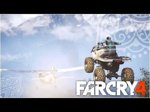 Игра для PS4 Far Cry 4. Полное издание [русская версия]