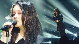 《HEALING SONG》 LEE HI(이하이)   BREATHE(한숨) @인기가요 Inkigayo 20160327