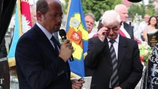 Mieczysław Golba - przemówienie na pogrzebie Jana Ciupki