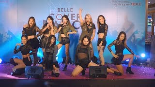 170729 HeeH cover KPOP - Ready Go + Crazy + Hot Issue (4MINUTE) @ Belle Cover Dance Contest 2017