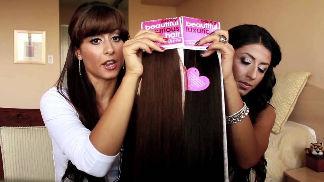 How To Pick Your Perfect Luxy Hair Extensions Shade Luxy Hair