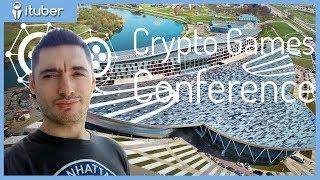 Анонс Crypto Games Conference с Андреем Шараневичем, Минск, 17-18 октября 2018 года