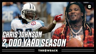 CJ2K: The FASTEST NFL Player Ever! | Throwback Originals