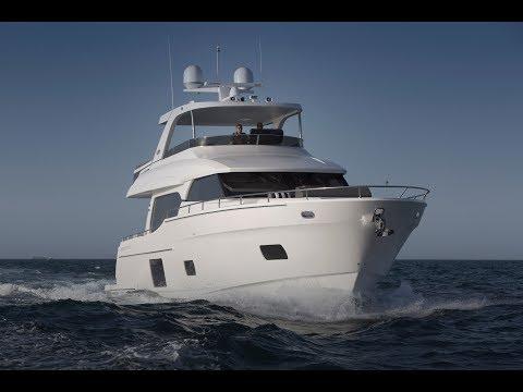 FULL TOUR: 2018 Ocean Alexander 70 Evolution Yacht