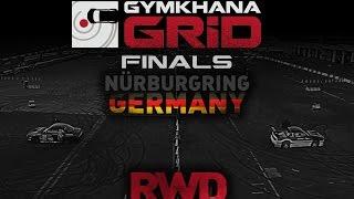 Gymkhana GRiD 2014 Qualifying: Nürburgring - RWD Final