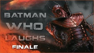 Batman VS The Batman Who Laughs (Series Finale)