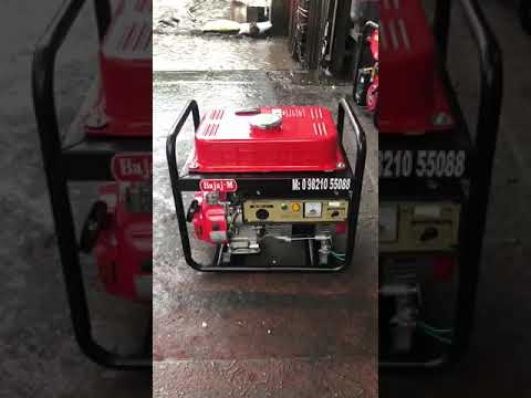 1.5 KW Noise Version Petrol Portable Genset.