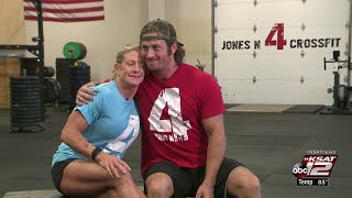 WHAT'S UP, SOUTH TEXAS: Mother, son share a strong bond through CrossFit