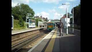 preview picture of video 'STREATHAM HILL STATION'